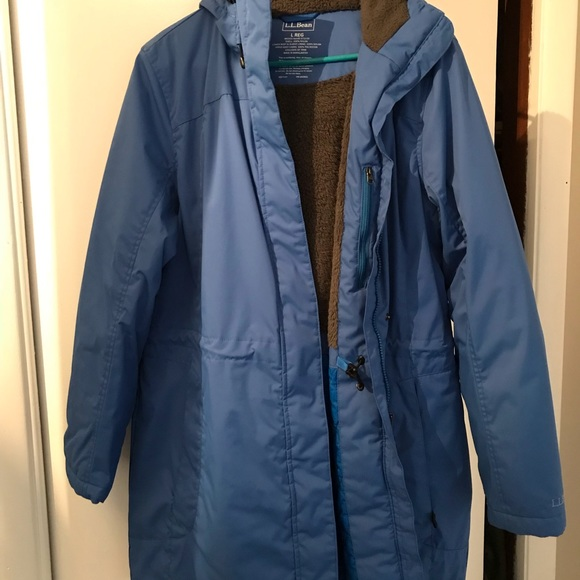 03a45ae1e LL Bean Women's Winter Warmer Jacket